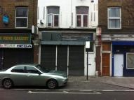 Shop for sale in Hornsey Road...