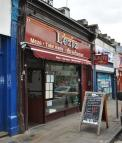 Blackstock Road Restaurant to rent