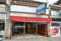 Shop to rent in High Road, North Finchley