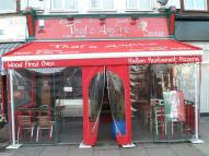 Finchley Road Restaurant to rent