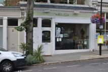 Shop to rent in South Hill Park Road...