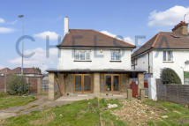 Detached home in The Vale, Golders Green...