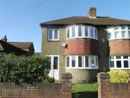 semi detached home to rent in Glasbrook Avenue...