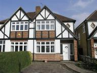 semi detached property to rent in Evelyn Close, Whitton...