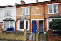 3 bedroom Terraced home in Fulwell Road, Teddington...