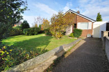 3 bedroom Detached Bungalow in Holly Road, Poynton...