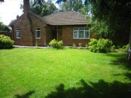Monks Manor Drive Bungalow to rent