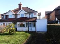 3 bedroom semi detached house to rent in Queens Road, Sheldon...