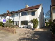 5 bed semi detached property to rent in PARK HOUSE GARDENS...