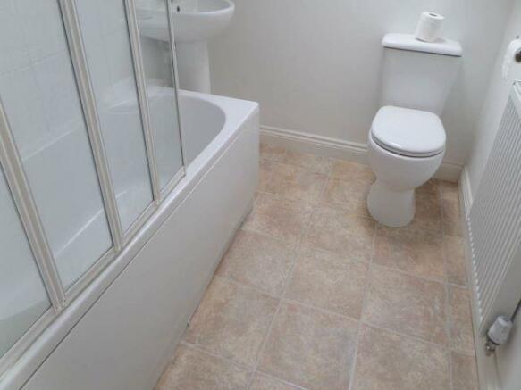 Bath/Shower Room & W