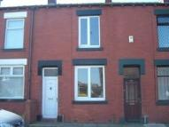 Terraced house in Burnley Lane, Chadderton...