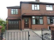 semi detached house to rent in Foxdenton Lane...