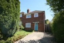 semi detached house to rent in Chessmount Rise, Chesham