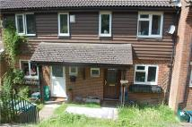 Terraced property in Aveling Close, PURLEY...