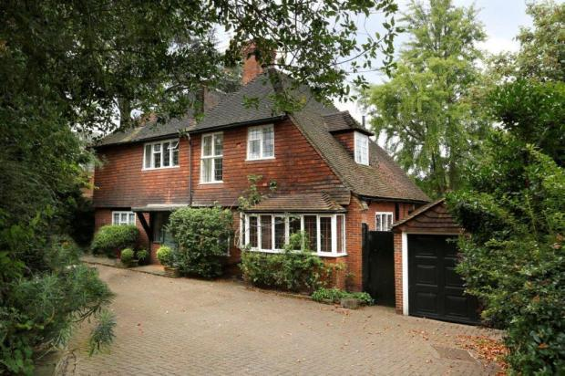 5 Bedroom Detached House For Sale In Home Park Road Wimbledon