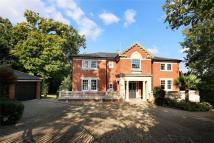 5 bedroom Detached house in Coombe Hill Road...