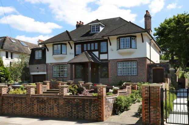 4 Bedroom Detached House For Sale In Home Park Road Wimbledon