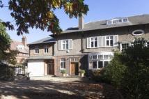6 bedroom semi detached home in Leopold Road, Wimbledon...