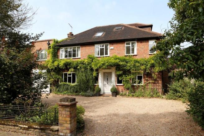6 Bedroom Detached House For Sale In Inner Park Road Wimbledon