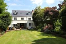 Detached house in Somerset Road, Wimbledon...