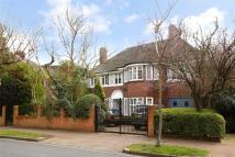 Detached property in Kingsmere Road...