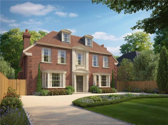 Plot For Sale In Home Park Road Wimbledon SW19