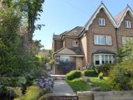 5 bed semi detached house in Queensmere Road...