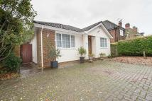 Bungalow for sale in Woodland Avenue...