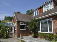Detached house in Belmore Lane, Lymington...