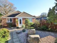 3 bed Detached Bungalow in Foxholes Road, Oakdale...