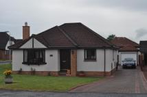 Detached Bungalow in 1 Lathro Lane, Kinross...