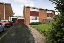 3 bed semi detached property in 61 Alexandra Crescent...