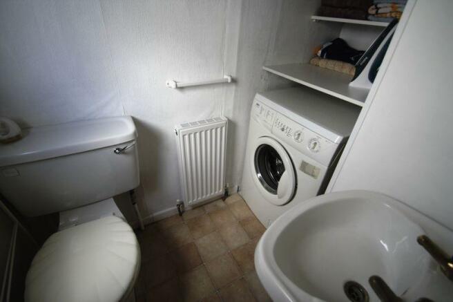 En-suite/utility