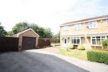 3 bedroom semi detached property in Bishop Way