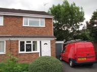 semi detached property in Donney Brook, Evesham...