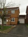 2 bed semi detached house in Honeysuckle Close...