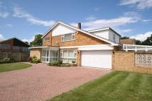 Detached home in The Spinneys, Bickley...