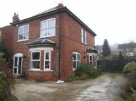 Detached property in Lea Road, Gainsborough...