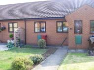 1 bed Terraced Bungalow in Hall Rise, Messingham...