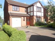4 bedroom Detached house for sale in The Meadows, Messingham...