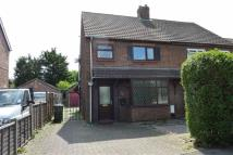 semi detached home to rent in Abbotts Road, Scunthorpe...