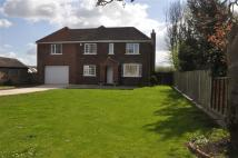 Detached house in Main Street, Althorpe...