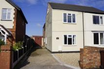 semi detached property for sale in Station Road, Gunness...