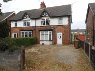semi detached property for sale in Burringham Road...