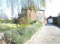 3 bed Detached house in Ashby Road, Scunthorpe...