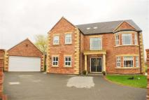 Detached house for sale in The Rookery, Scotter...