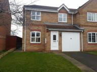 3 bed semi detached house in Holly Close, Scunthorpe...