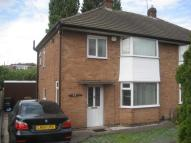 Ferndale Road semi detached property to rent