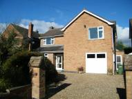 Detached house in Dunton Road, Leire...