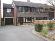 semi detached home in Woodmarket, Lutterworth...